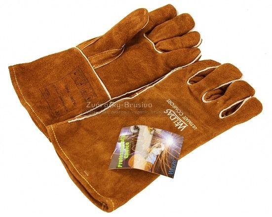 Zváračské rukavice WELDAS 10-2392 40806690dd